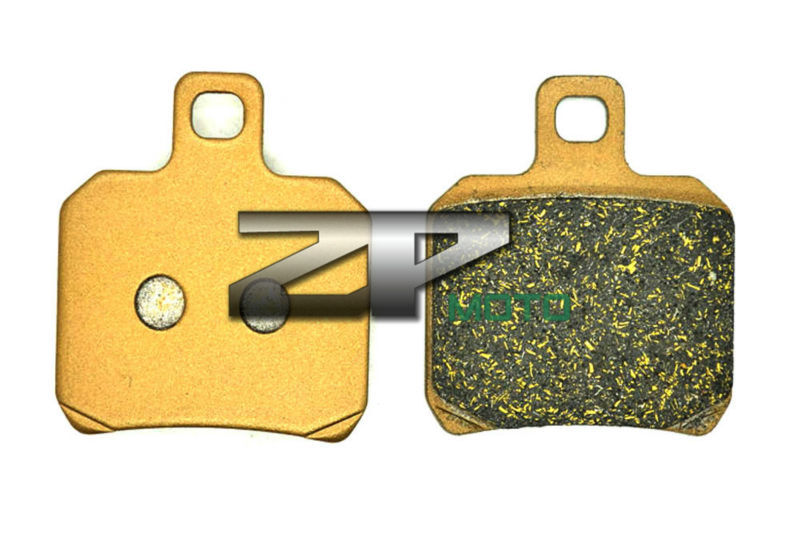 Brake Pads Organic Kevlar For APRILIA RSV 1000 R Racing Factory Radial font b caliper b