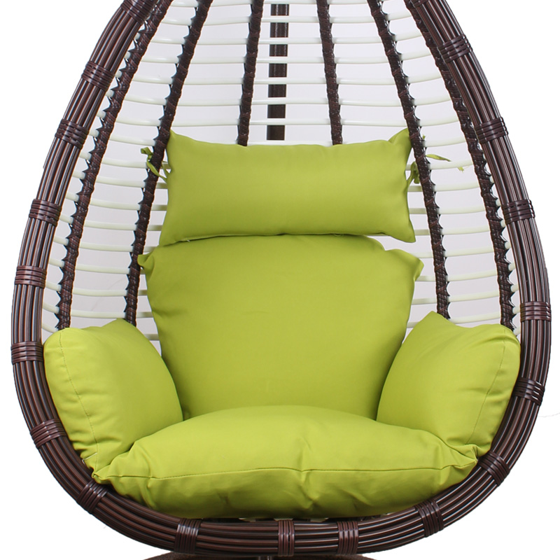 swing chair cape town american girl doll styling oval hollow hanging rattan chairs wrought iron balcony outdoor indoor adult basket shook