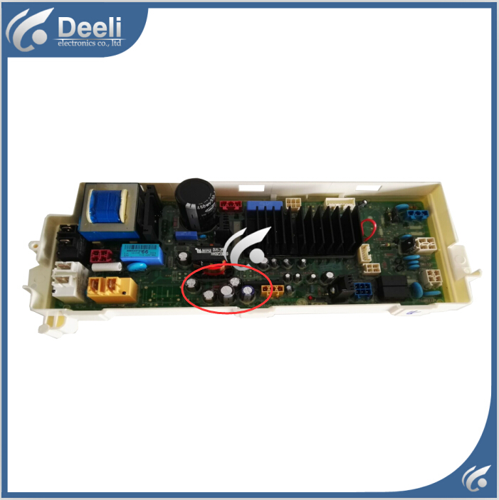 100% new Original good working for washing machine Computer board EBR64974375 WD-A12410D WD-A12411D motherboard free shipping 100% new and original for washing machine board sc11210492 ncxq qs492fb q 207 qs492 1fb motherboard good working