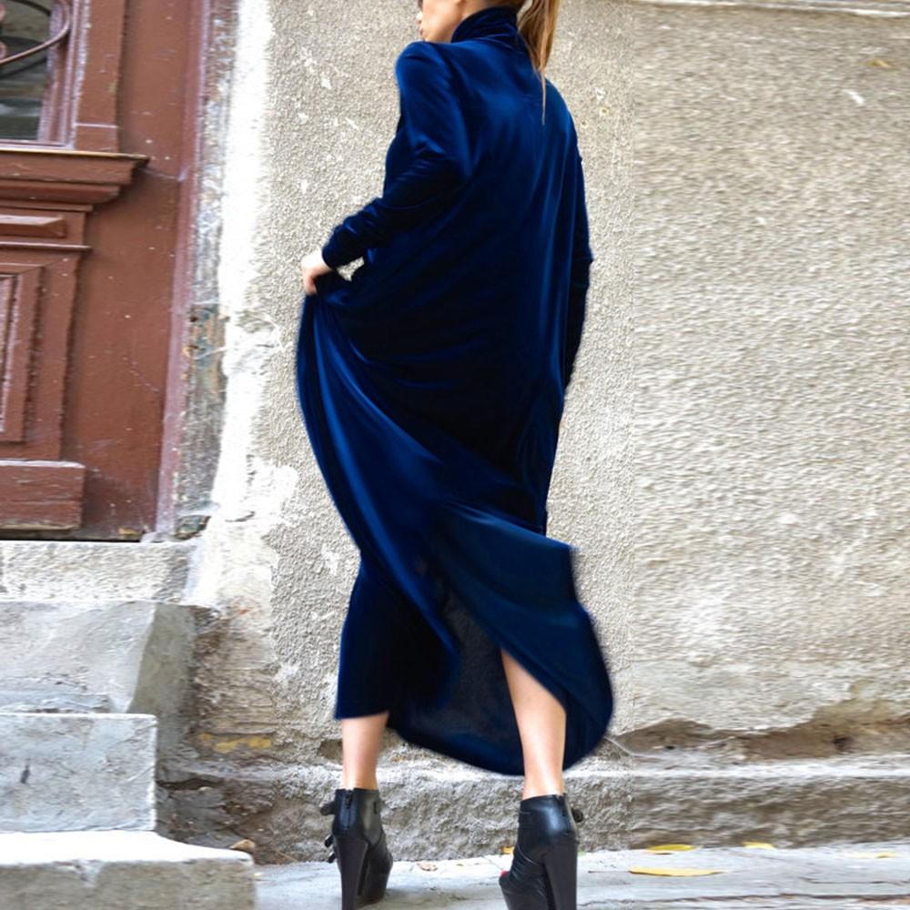 2016-New-Sexy-Women-Celeb-Turtle-Neck-Velvet-Dresses-Oversize-Winter-Party-Cocktail-Maxi-Long-Dress (3)