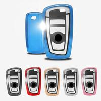 TPU Car Styling Car Key Cover Case Fit for BMW E30 E34 E36 E39 E46 F10 F11 F31 G30 M Performance X1 F48 X3 X4 X5 Car Accessories|Key Case for Car| |  -