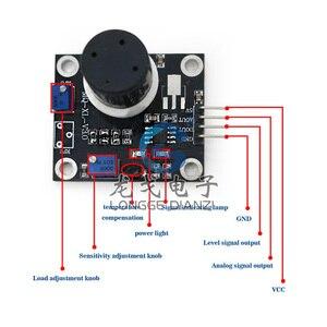 Image 4 - Módulo sensor de detecção de gás de ozônio gama de concentração de detecção: 1 1000ppb + frete grátis