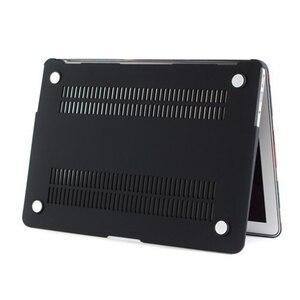 Image 5 - MOSISO Matte Laptop Case Voor MacBook Pro 13 Retina 13.3 15.4 Notebook Cover voor Mac Boek Nieuwe Pro 13 Pro 15 inch met Touch Bar
