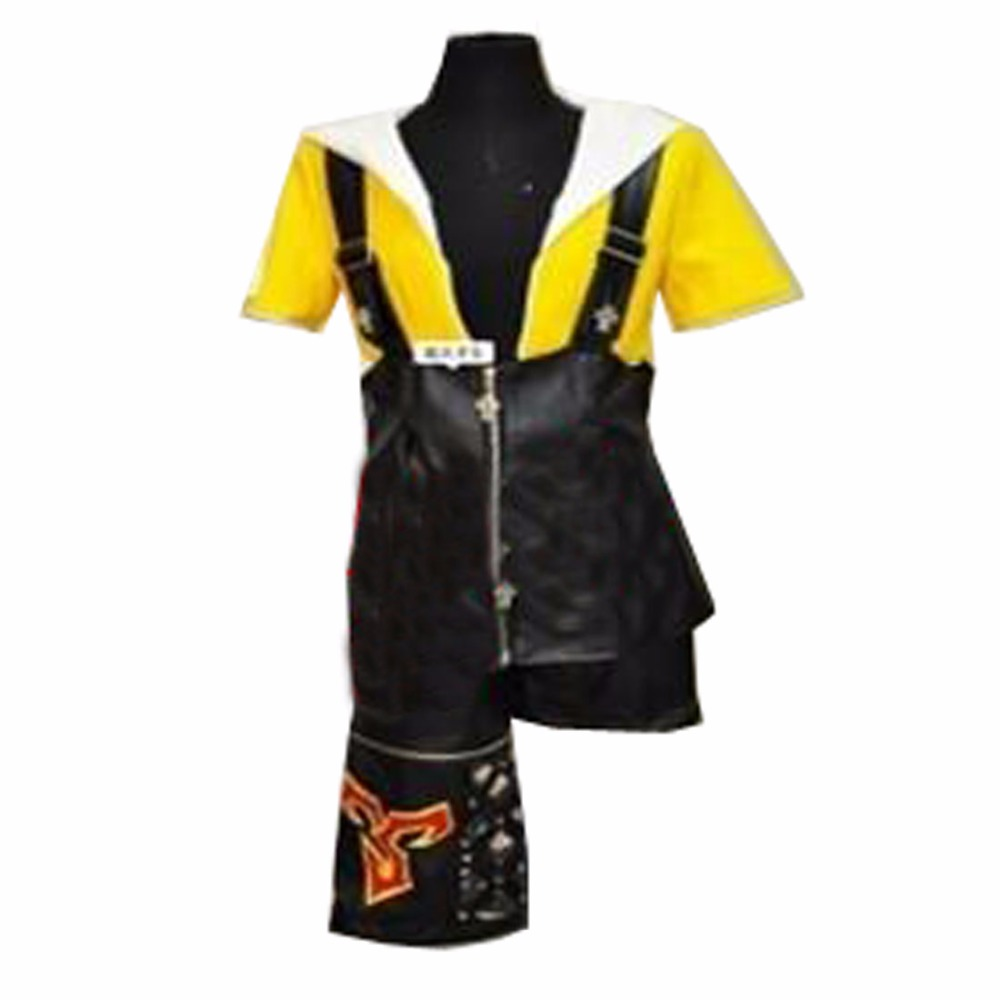 2017 Final Fantasy X 10 Tidus Cosplay Costume