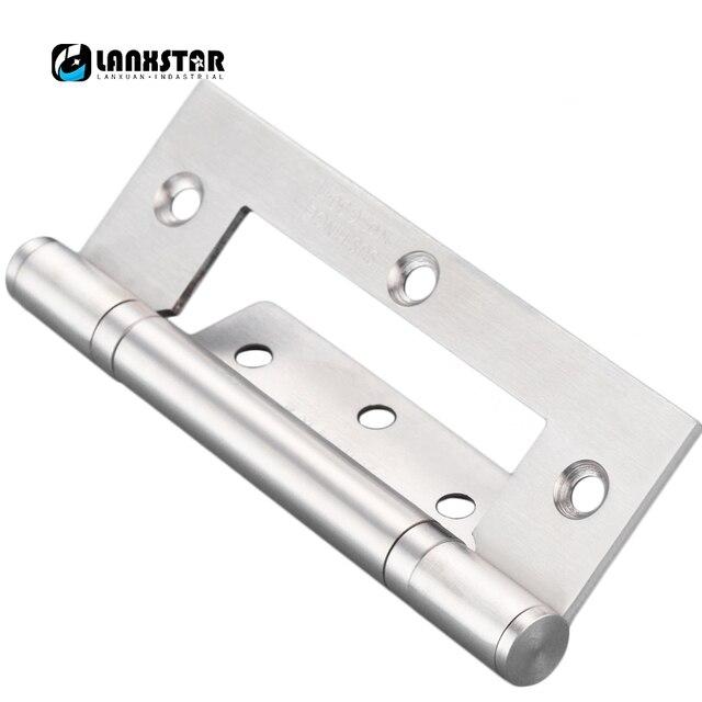 Grade 304 Stainless Steel 5 inch Thickness Door Hinge Wooden Door ...