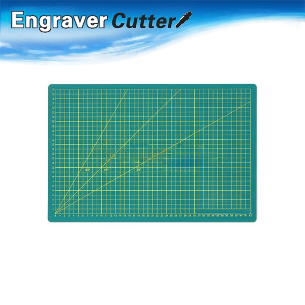 A1 Non Slip Double Sided PVC Durable Self Healing Cutting Mat (B Level 5 Ply)