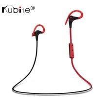 Kubite Bluetooth Estéreo Inalámbrico de Auriculares Bluetooth V4.1 Sweatproof Deportes Ejecutan Auriculares Auriculares Manos Libres Con Micrófono
