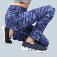 New High Quality Sports Camouflage Elasticity Outdoor Climbing Hiking Pants Women Camping Trekking Trousers Sport Pant Female
