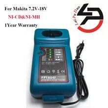 Новое Прибытие Замена Мощный инструмент зарядное устройство для Makita DC7100, DC711, DC9700, DC9710, DC18RA, DC18SE, N-CD и NI-MH Аккумулятор