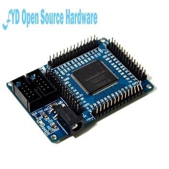1 Uds ALTERA FPGA CycloneII EP2C5T144 tablero de desarrollo de sistema mínimo tablero de aprendizaje