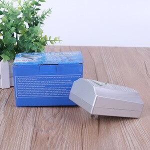 Image 4 - New Power Electricity Saving Box Intelligent 30KW Energy Saver socket 90V 240V  ahorrador de corriente EU/UK Plug drop shipping