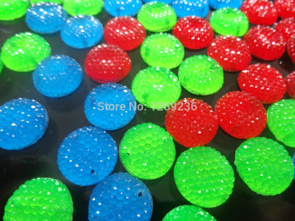 mixed loading Round 16mm stones sew on crystal rhinestones loose beads gemstone hand 150 ...