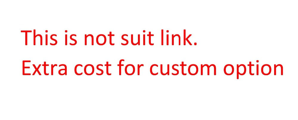 Extra Cost For Custom Option