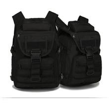 Black Tactical Backpack 40L Military Army Trekking Sport Bags Travel Rucksack Camping Hiking Trekking Backpack