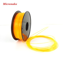 Micromake 3D Printer Filament 1.75 mm PLA Materials for 3D Printer 1kg Environmental Consumable