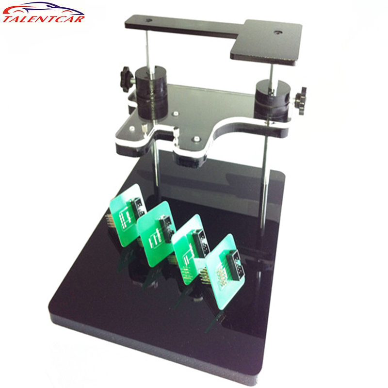 2016 Best Price BDM FRAME With Adapters Set fit for BDM100 programmer/ CMD bdm frame with freeshipping