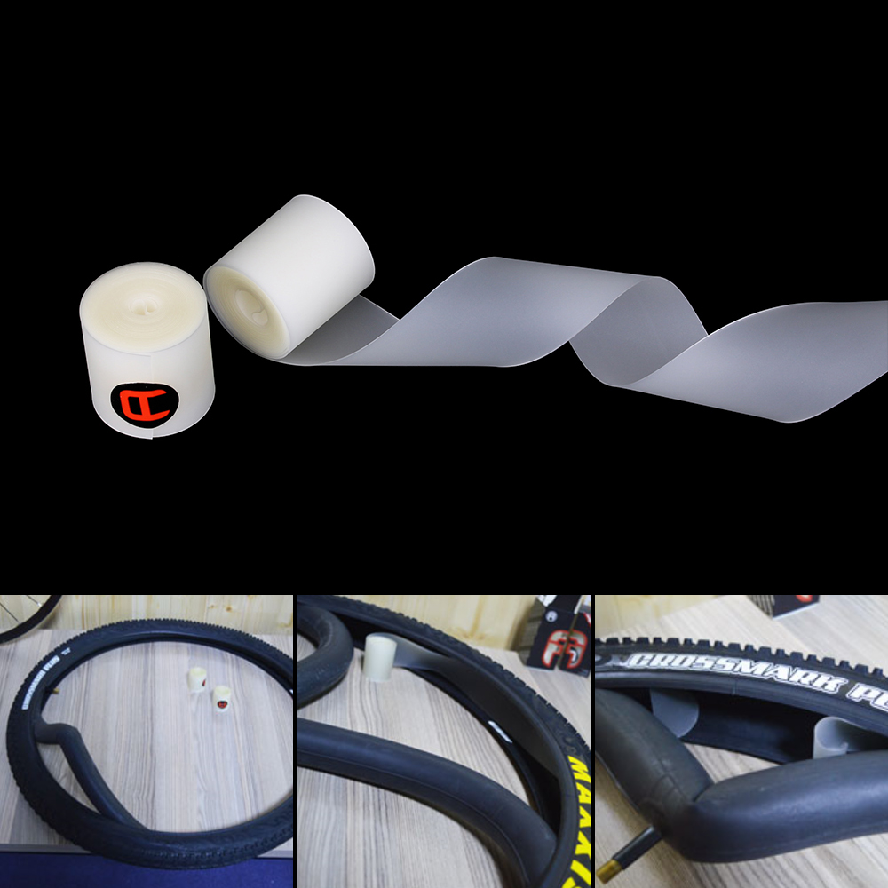 Tire Liner Cycling Bicycle Wheel Polyurethane polymer Ultralight Useful