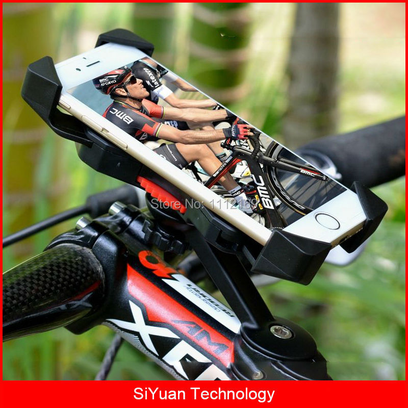 ODIER Universal Bicycle Mount Bike Stem Cap Cell Phone