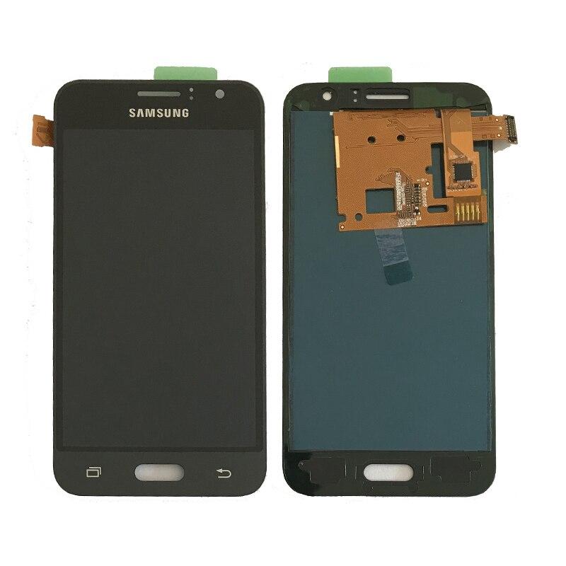 Für Samsung Galaxy J120 2016 J120F J120H J120M LCD Display Mit Touchscreen Digitizer Assembly kostenloser versand