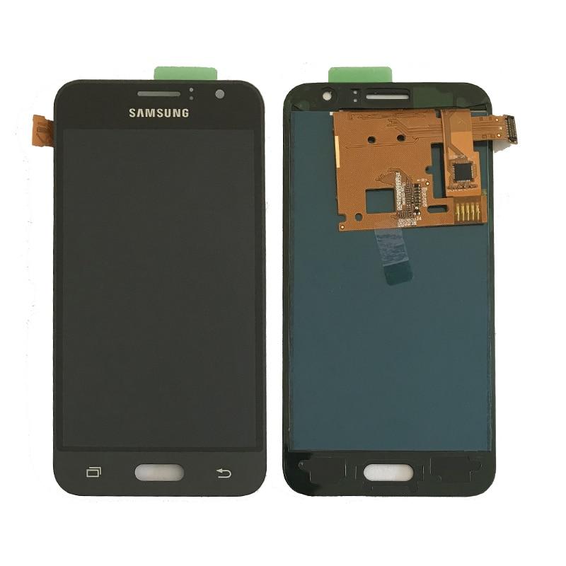 Per Samsung Galaxy J120 2016 J120F J120H J120M Display LCD Con Touch Screen Digitizer Assembly spedizione gratuita