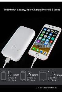 Image 5 - 150 Мбит/с 4G LTE Wi Fi роутер, 10400 мАч аккумулятор, внешний аккумулятор с Sim картой, Мобильная точка доступа, автомобильный модем Mifi, портативный широкополосный