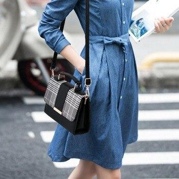 NIBESSER 2019 Summer Fashion Women Bag Leather Handbags PU Shoulder Bag Small Flap Crossbody Bags for Women Messenger sac femme
