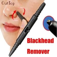 Pen Type Makeup Nose Extractor Stick Blackhead Remover