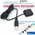 Бесплатная Доставка ПК Навигация USB drive Модуль Приемника GPS Антенна ВК-162 МЫШКА 0183 NMEA Выход USB Заменить GlobalSat BU-353s4
