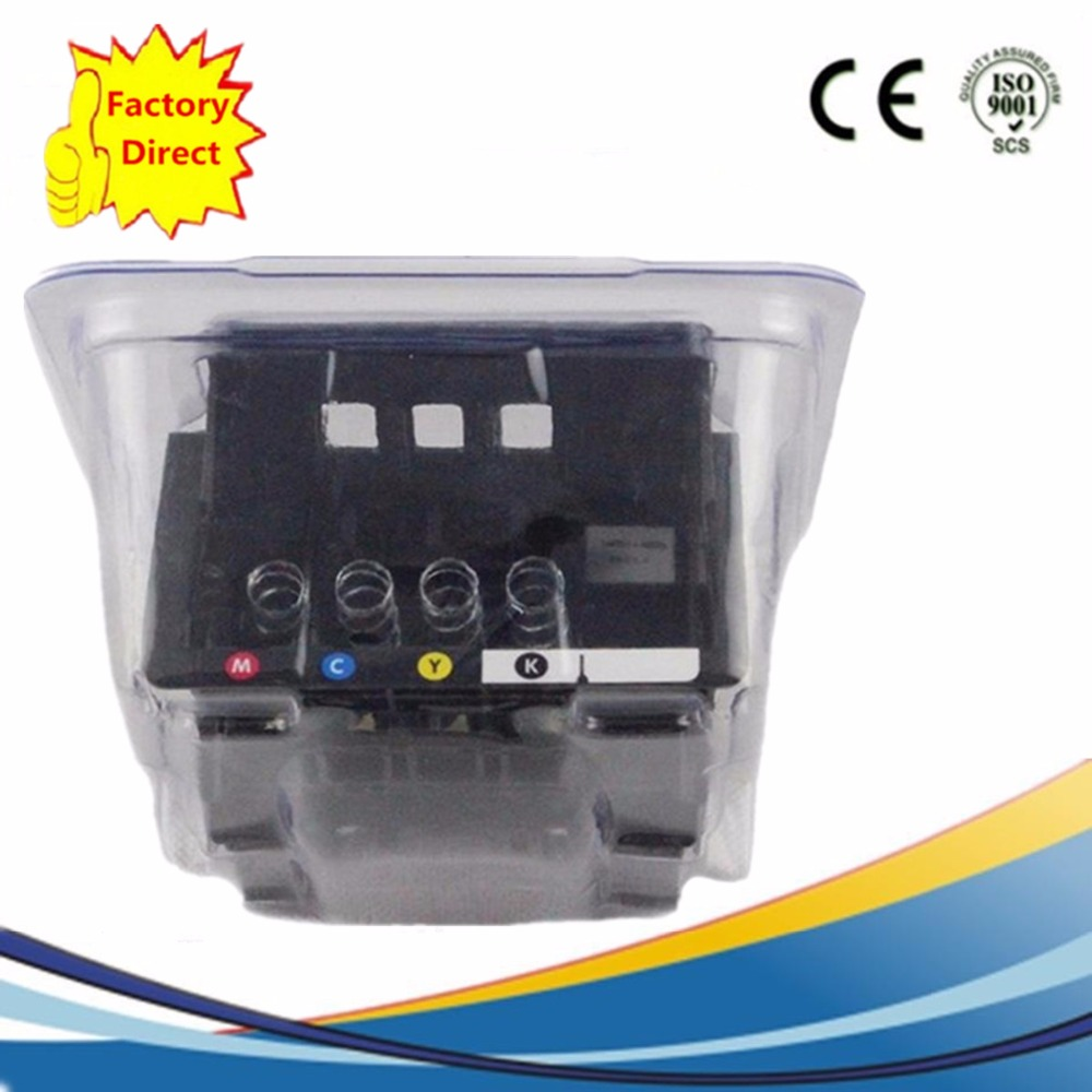 4 Color Printhead Print Printer Head Remanufactured For HP 862 862XL 178 178XL HP178 HP178XL Photosmart 7510 7520 3520 4610 4620 4 color print head 990a4 printhead for brother dcp350c dcp385c dcp585cw mfc 5490 255 495 795 490 290 250 790 printer head