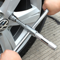 450 steel cross socket wrench Car tire wrench Demolition auto repair tool Cross wrench