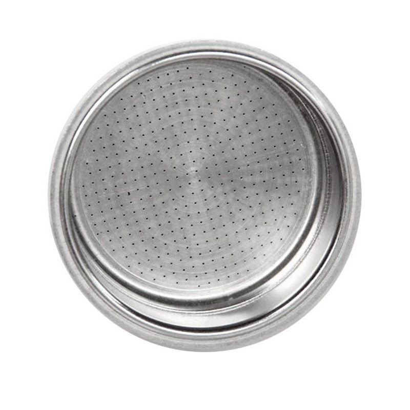 Stainless Steel Porous Filter Bowl Basket For Espresso/Machine Coffee Maker Part High Quality Coffee Tea Filter Basket SEAAN