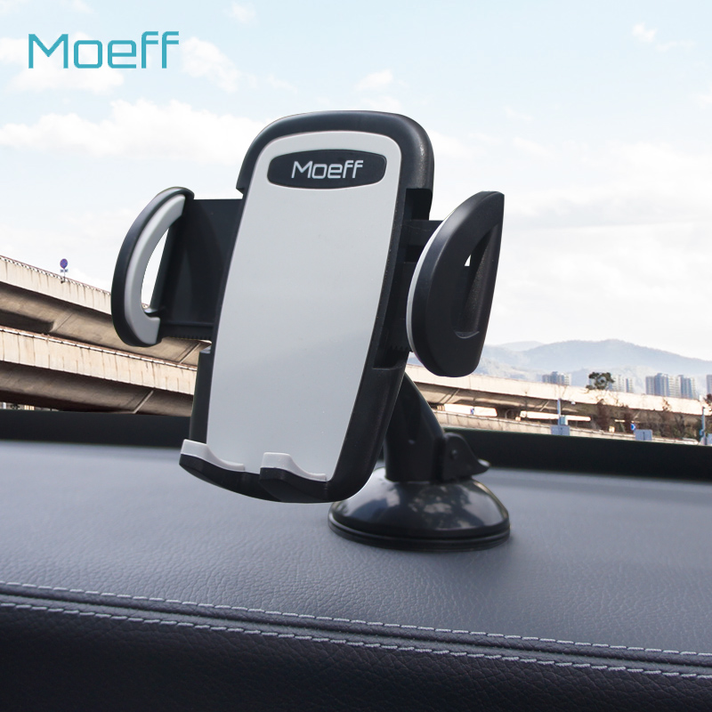 Moeff Universal Smartphone Car Phone Holder Stand for Phone in Car Air Vent Mobile Support Cellular