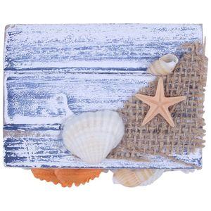 Image 4 - Mini deniz ahşap korsan hazine mücevher saklama dolabı zanaat kutusu kasa organizatör