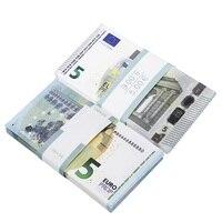 Реквизит 5 евро, поддельные евро, подсчет денег Детские банкноты поддельные деньги, 3000 шт.
