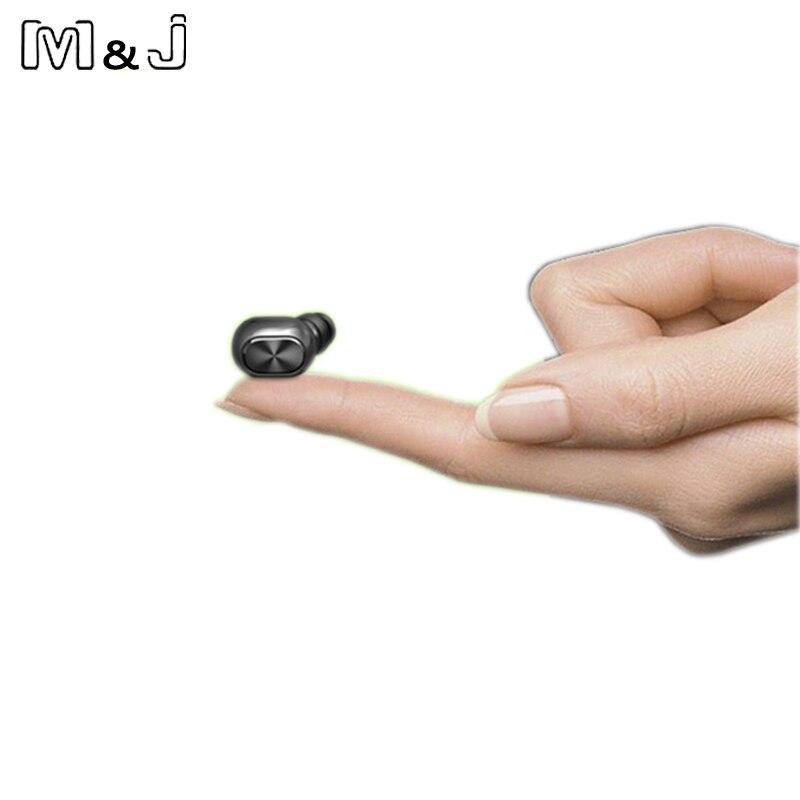 Q1 Q26 K8 mono piccolo stereo auricolari nascosta invisibile micro auricolare mini auricolare senza fili bluetooth cuffia auricolare per il telefono