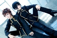 Anime Adult Coser Anime Code Geass Cosplay Lelouch Vi Britannia School Uniform S XXL Free Shipping