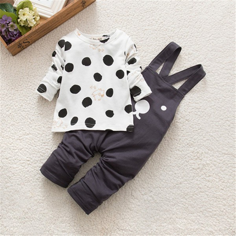 New-Cute-Baby-Boy-Girls-Bib-Pants-Overalls-Bear-Print-Harem-Pants-Long-Trousers-2