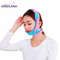 Face Lift Up Belt Sleeping Face-Lift Mask Massage Slimming Face Shaper Relaxation Thin Cheek Facial Slimming Bandage JORZILANO