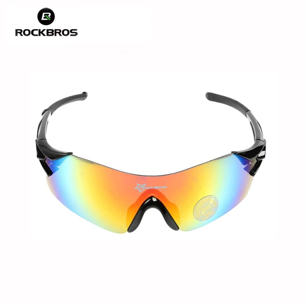ROCKBROS Cycling Sunglasses Mountain Bike Cycling Glasses Outdoor Sports Windproof Bike Glasses Bicycle Equipment Eyewear