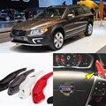 2 шт. Сплава Add-On Руль DSG Paddle Манетки Расширение Для Volvo XC70 2014