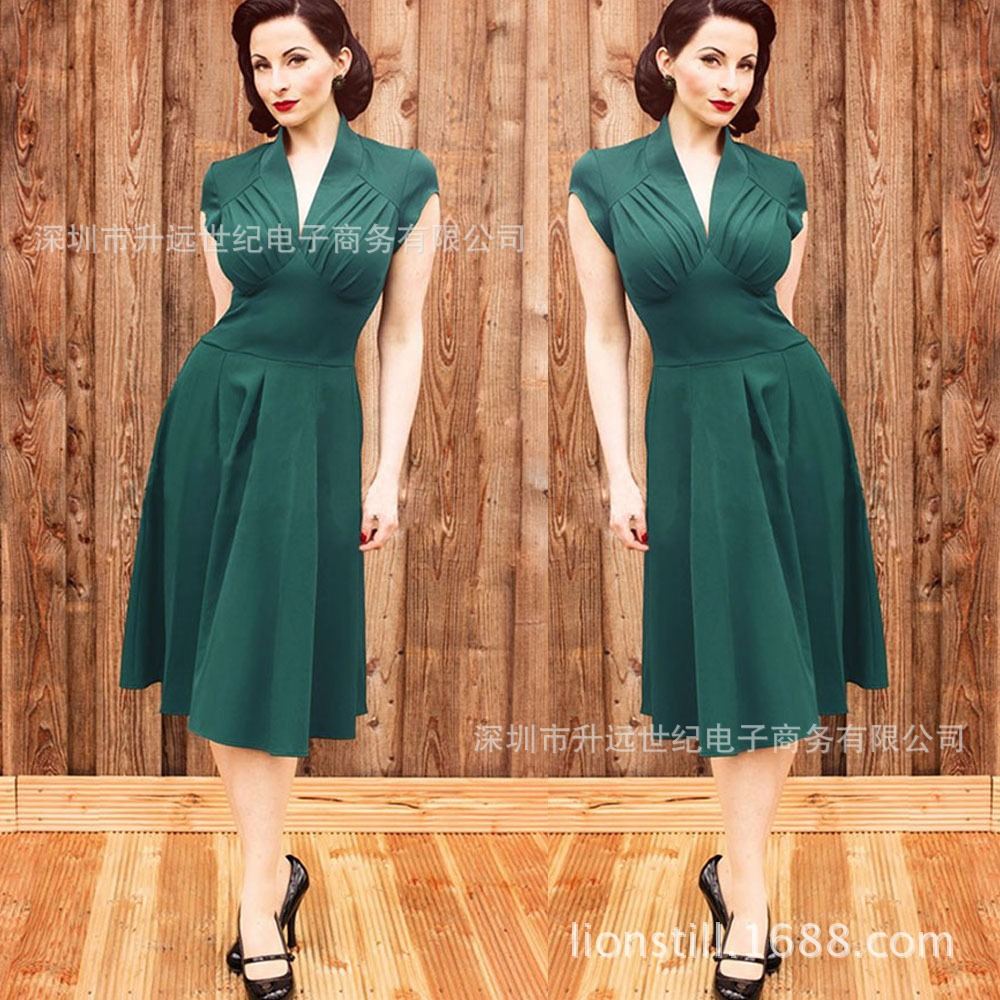 Women Sexy Fashion Beautiful Dress V Europe New A-line Dress Stretch Slim Package Hip Dress Elegant Party Wild Vestidos Dres
