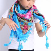 2018 New Fashion Winter Scarfs For Women General Kid Scarf Thickened Cotton warm Scarves Girls Children Scarf