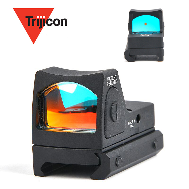 RMR Red Dot Sight Scope Collimator Glock  Reflex Sight Scope Fit 20mm Weaver Rail For Airsoft Hunting Holographic Sight
