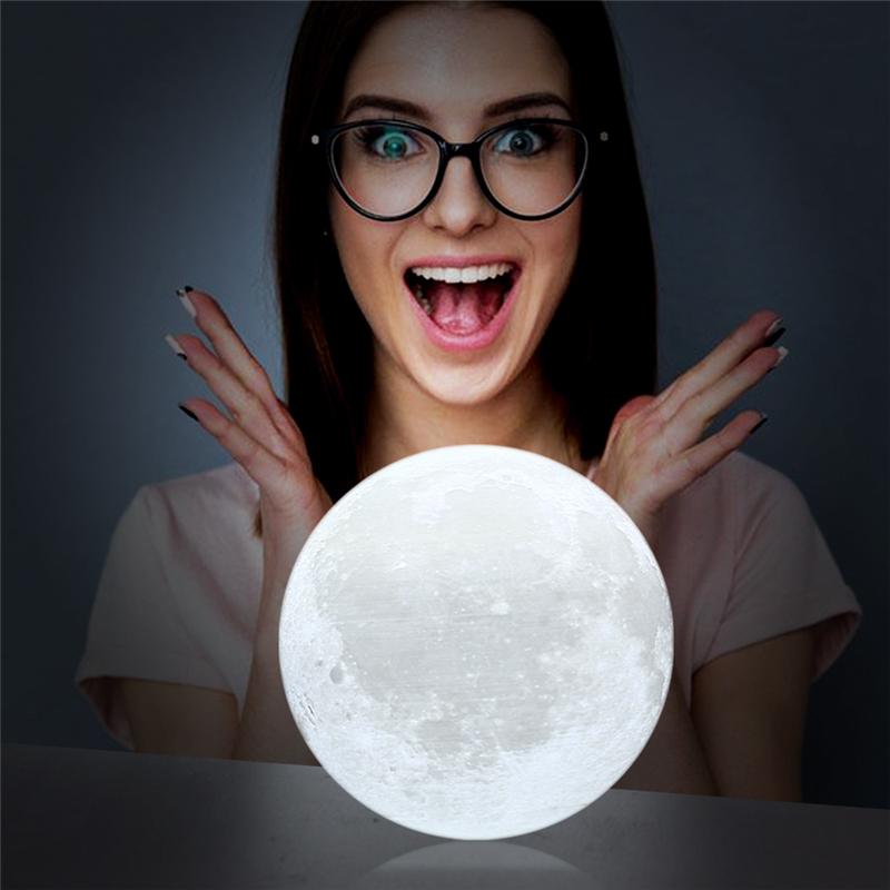 3D Print Moon Lamp (10)