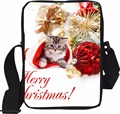 Animal Cute Kitty Cat Print Children School Bags Kids Shoulder Schoolbags Girls Book Bags Mochilas Escolares Christmas Gift