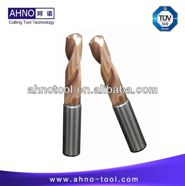 ФОТО 2pcs/lot D8.0x41;L=79;SD8;Helica coating tungsten carbide twist drill FREE shipping