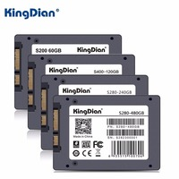 SSD SATA3 2 5inch 60GB 120G 240GB 480G Hard Drive Disk HD HDD Factory Directly KingDian