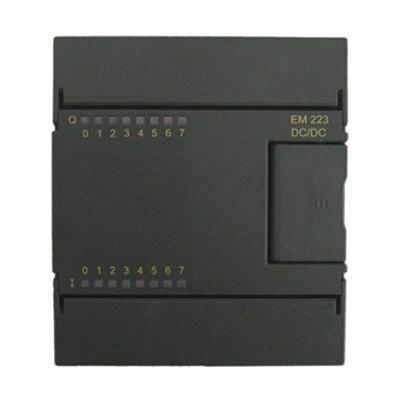 EM223-C8T8 Compatible SIEMENS  S7-200 6ES7223-1BH22-0XA0  6ES7 223-1BH22-0XA0  PLC Module DC 24V  8 DI  8 DO transistor 6es7222 1bh22 0xa0 em222 16do 24v dc s7 200 digital module 6es72221bh220xa0 6es7 222 1bh22 0xa0 free ship new s7 200 module