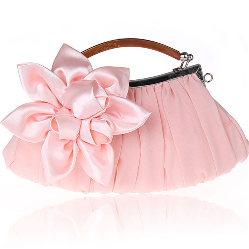 2017 New Women Evening Bag Flower Clutch Bride Bag Purse Party high quality Handbag Wedding Purse Lady Party Dress Accessories new luxury hollow handbag dinner party bag women s evening bag fashion women s crossbody bag women clutch bags lady gifts flower