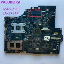 Материнская плата PALUBEIRA LA-5754P для lenovo G565 Z565 материнская плата для ноутбука Z565 материнская плата(с портом HDMI) Тестовая материнская плата